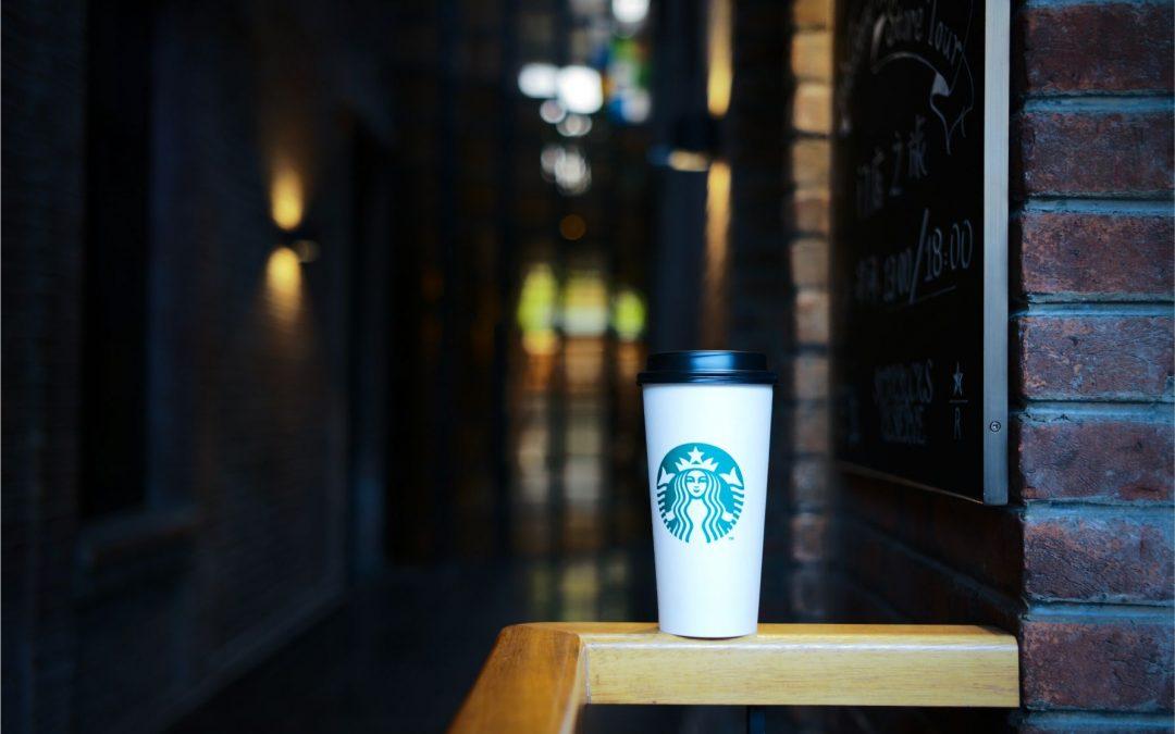 Starbucks kaffe varumärket