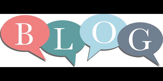 blog ikon